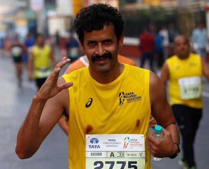 A file photo of Rahul Jadhav.