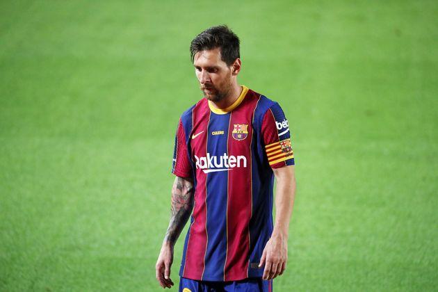 Leo Messi, cada día más