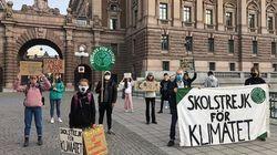 Greta Thunberg e gli ecoattivisti tornano in piazza. È la prima volta dell'era