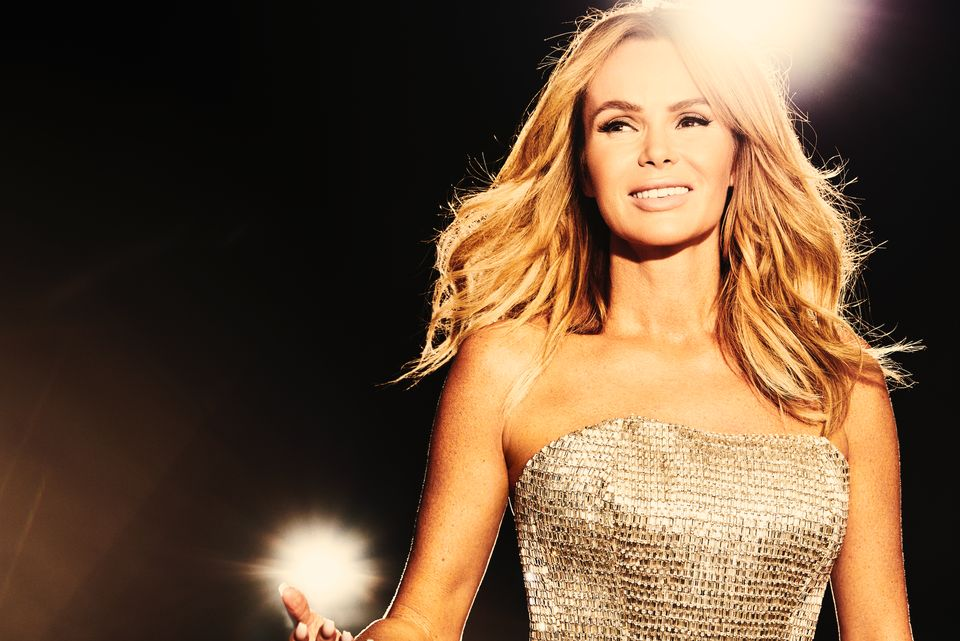 Ive Enjoyed The Madness Of It: Amanda Holden On Making Music And Memories In A Year Wed All Rather Forget