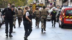 2 blessés dans une attaque à l'arme blanche près des ex-locaux de Charlie Hebdo, un