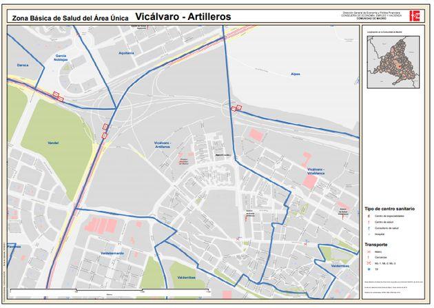 Vicálvaro-Artilleros.