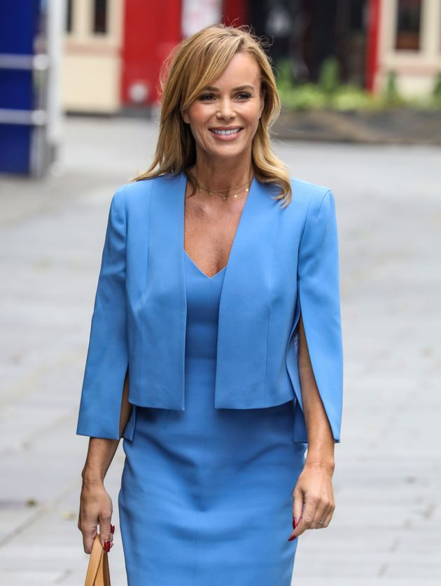 Amanda Holden Reveals The Two Very Good Reasons Why She Wouldn't Ever Do Strictly Come Dancing