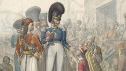 Κάρολος Γουλιέλμος φον Χάυντεκ, ο ζωγράφος της Επανάστασης του