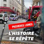 Deux blessés chez Premières Lignes, la société de production qui avait vécu l'attentat de Charlie