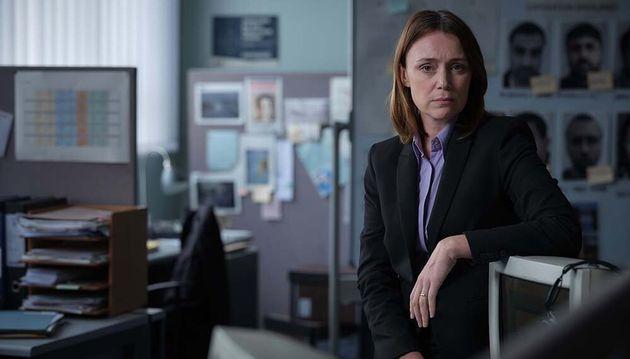 Keeley Hawes plays DCI Caroline