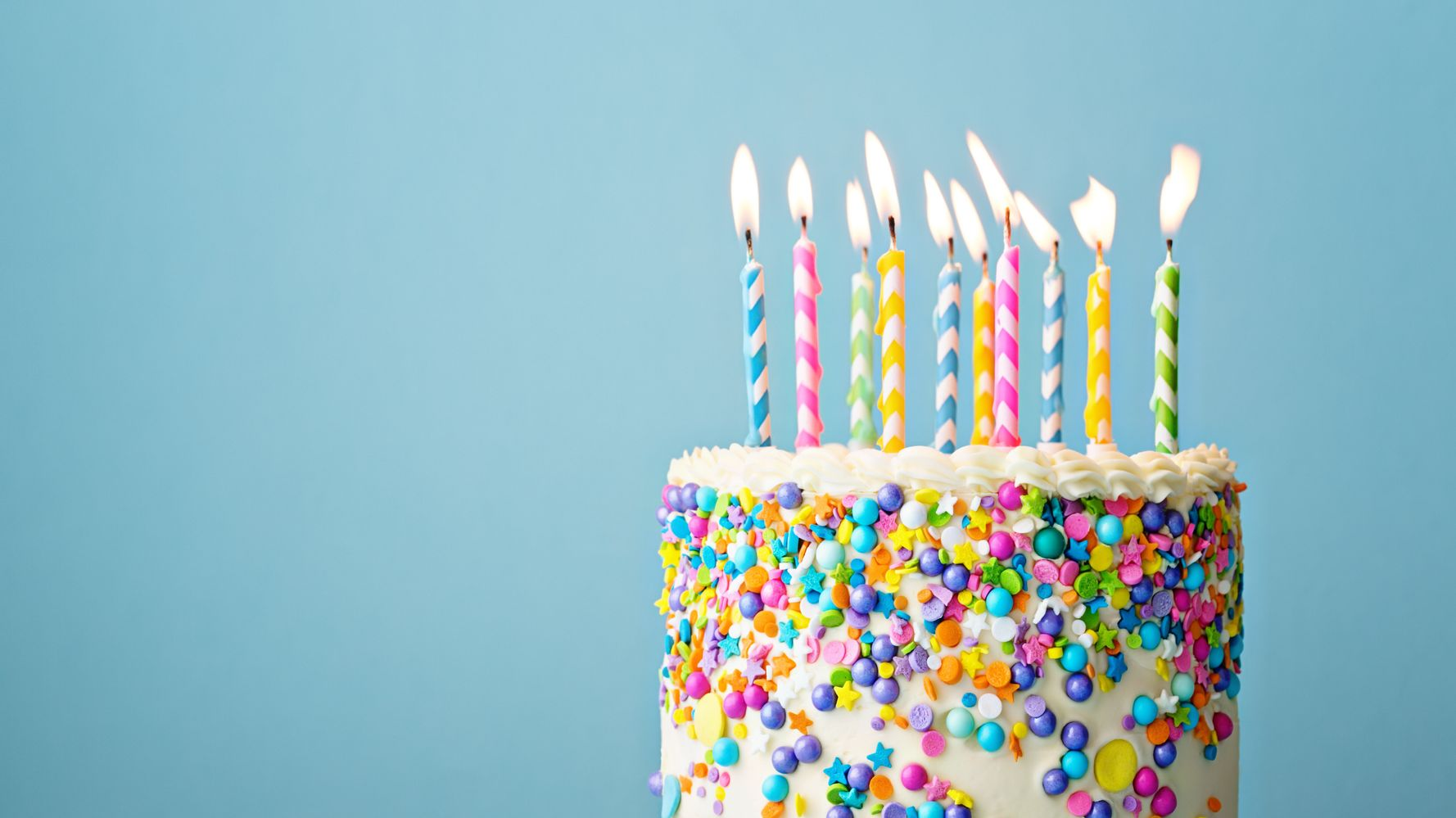 The Disgusting Truth About Birthday Candles