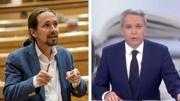 Pablo Iglesias y Vicente