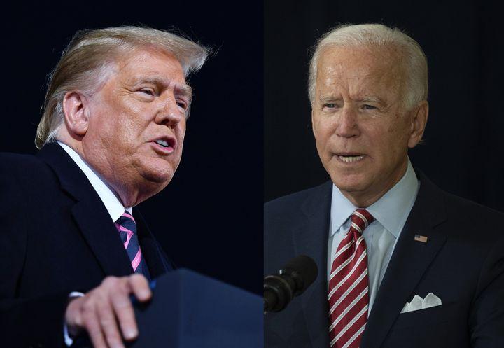 Donald Trump et Joe Biden s'affronteront lors d'un premier débat ce mardi 29 septembre.