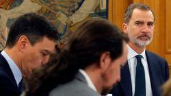 Iglesias, Garzón y Echenique acusan al rey de