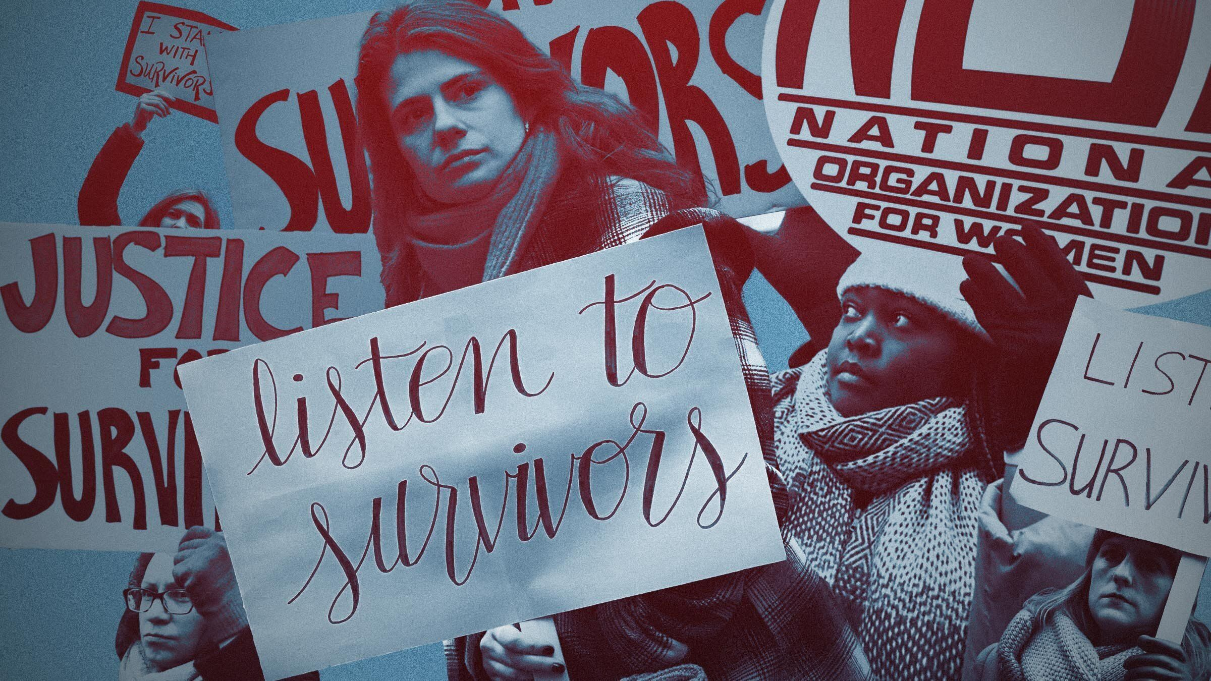 There's A Better Way To Get Justice For Sexual Assault Survivors