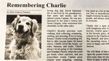 Charlie's obituary.