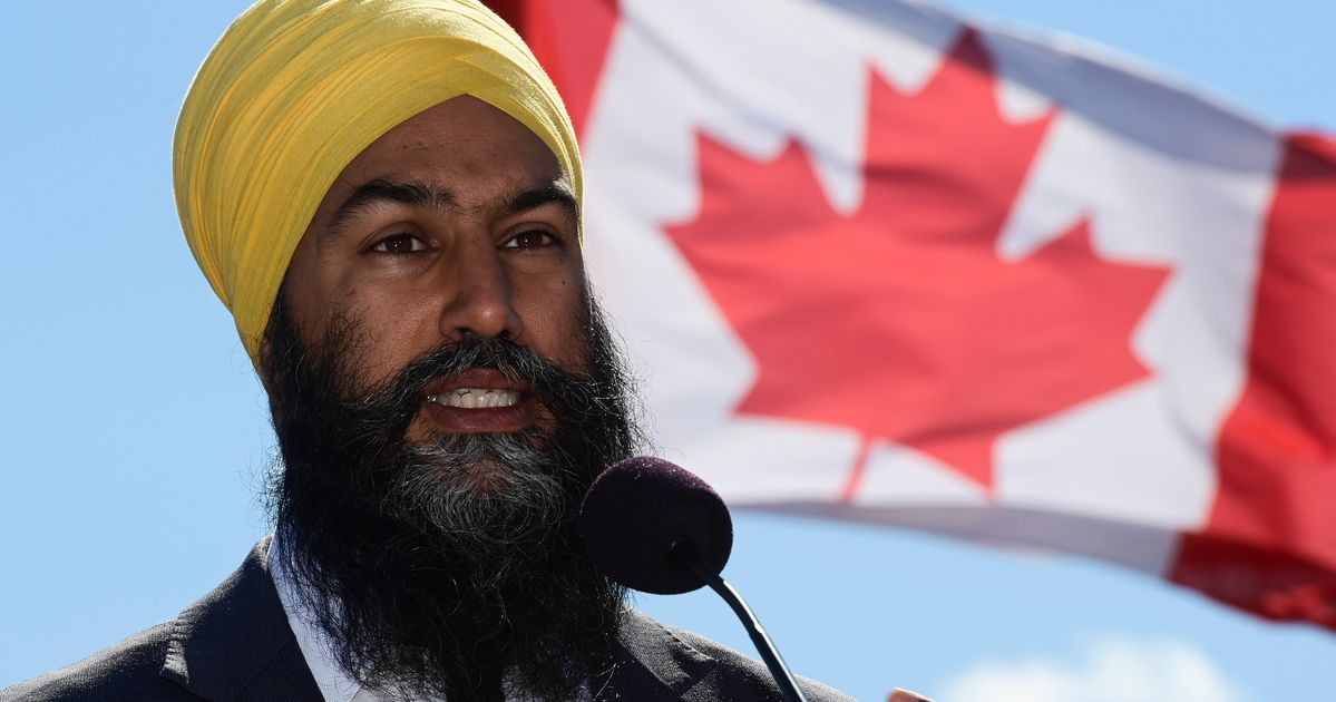 NDP Could Prop Up Liberals For Another 3 Years, Singh Says