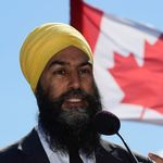 NDP Could Prop Up Liberals For Another 3 Years, Singh