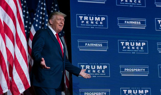 President Donald Trump and the Republican Party are appealing rulings and challenging laws that loosen...