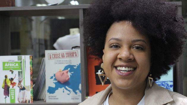 Gabriela Mendes Chaves rebate as críticas à ostentação na