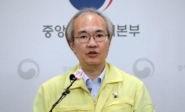 (자료사진) 권준욱 중앙방역대책본부