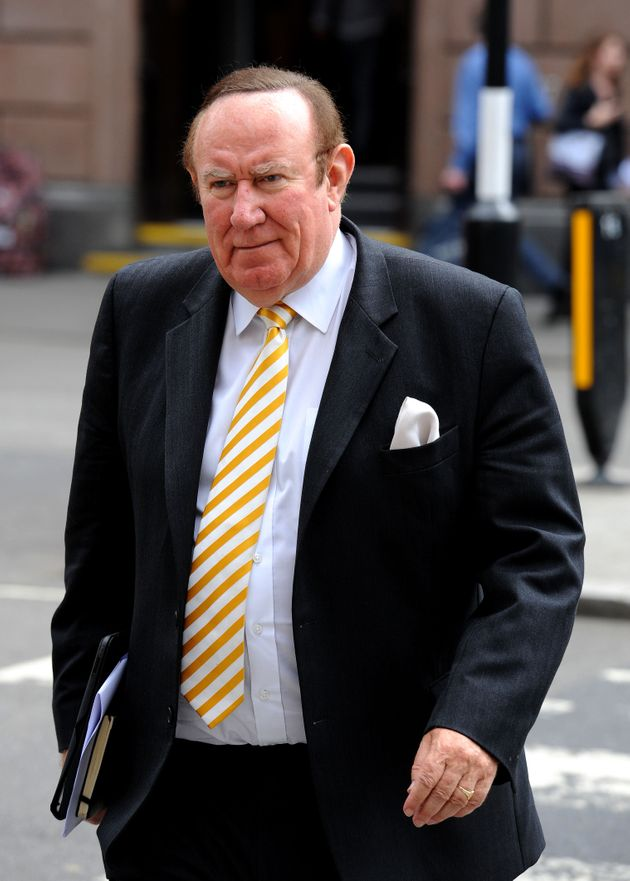 Andrew Neil Announces Hes Leaving The BBC After 25 Years