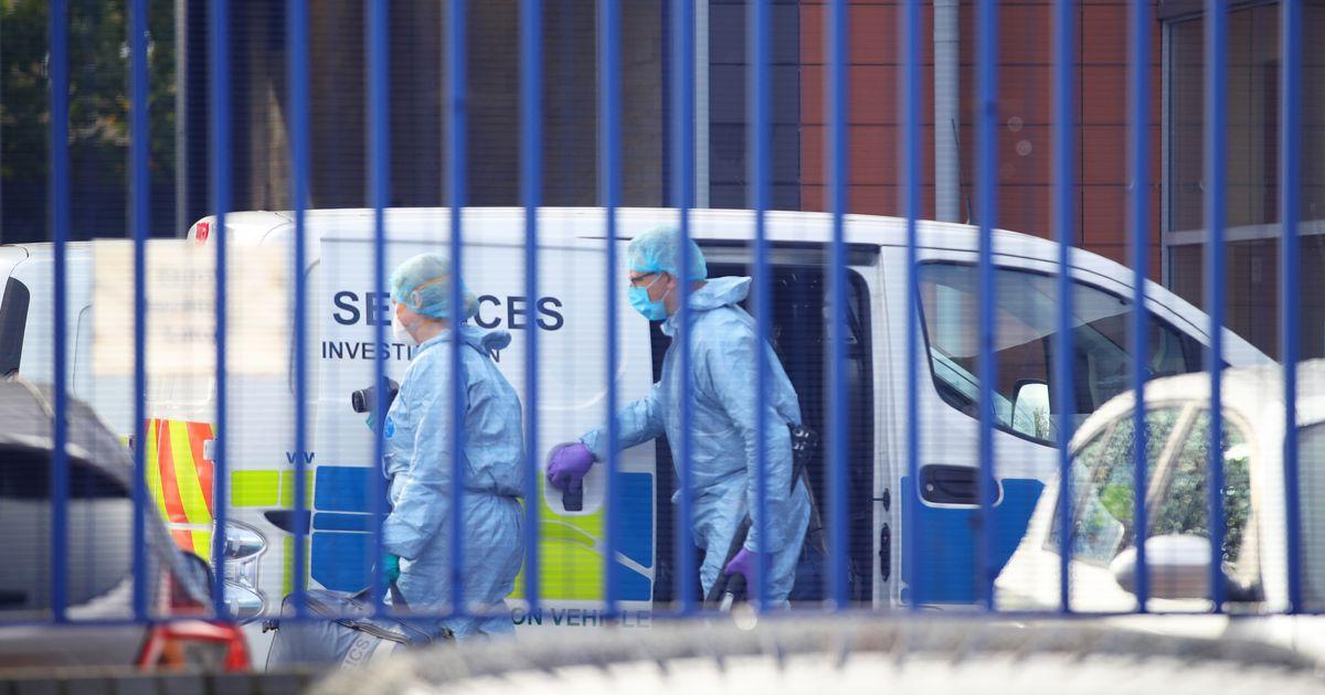 Croydon Police Shooting Suspect Had Hands Cuffed Behind His Back