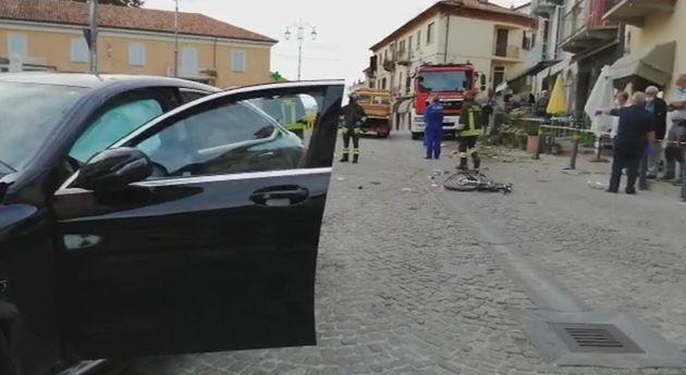 Cuneo, travolge pedoni con suv: arrestato per omicidio