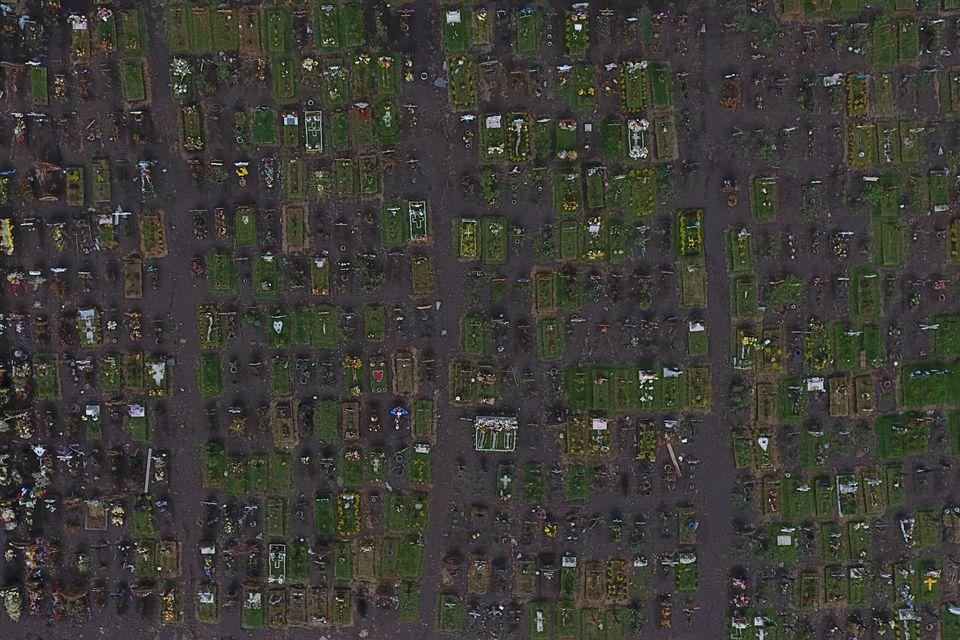 Τάφοι στο Μεξικό, 22 Σεπτεμβρίου...