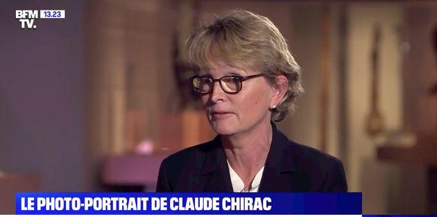 Claude Chirac, la fille de Jacques Chirac