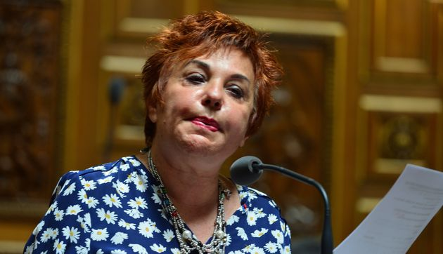 Membre du groupe vert de 2012 à 2017, la sénatrice Esther Benbassa (ici en juin 2019) aimerait...