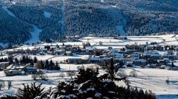 La neige est déjà là dans les Alpes et les