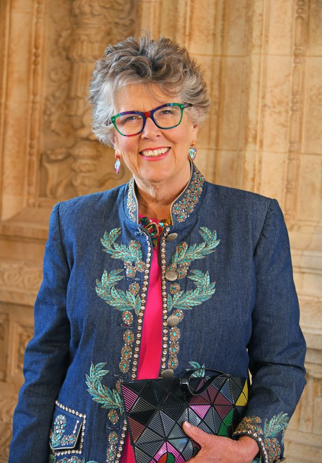 Great British Bake Off's Prue Leith Gets Real About Past Use Of LSD