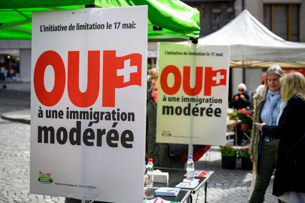 Svizzera, referendum boccia la proposta anti immigrazione