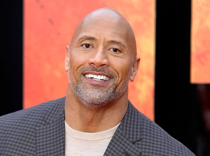 "Dwayne ""The Rock"" Johnson made his first-ever political endorsement."