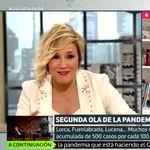 Cristina Pardo descoloca al doctor Juan José Badiola con esta pregunta sobre la situación en