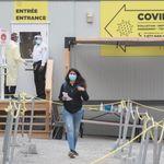 COVID-19: Québec enregistre près de 900 nouveaux