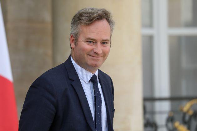 Le secrétaire d'État Jean-Baptiste Lemoyne réélu sénateur de
