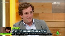 Martínez-Almeida: