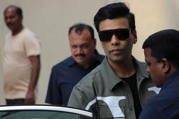 Karan Johar in a file