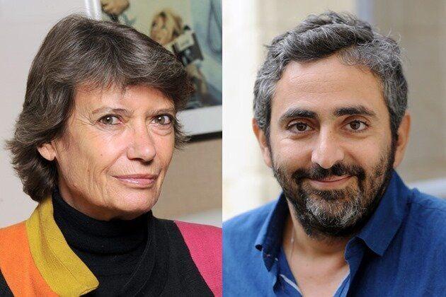 Véronique Cayla et ÉricToledano ont été élus présidente et...