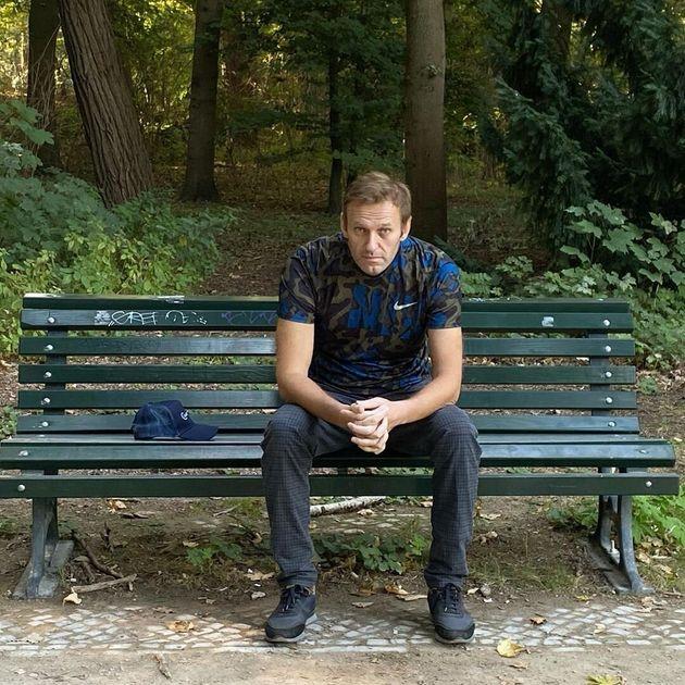 Alexei Navalny: