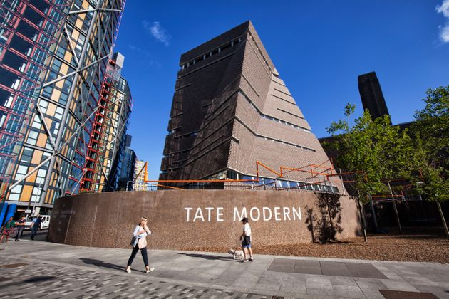 Boy Thrown 10 Storeys From Tate Modern Viewing Platform Can Now Stand Unaided