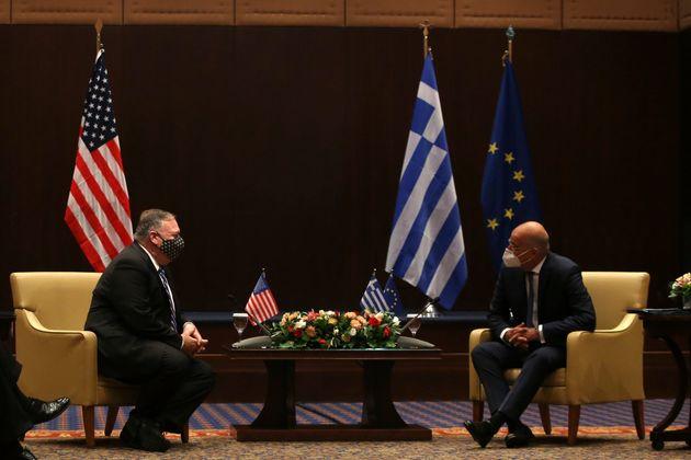 ΗΠΑ: Καλωσορίζουμε την ετοιμότητα της Ελλάδας για διάλογο σχετικά με την οριοθέτηση θαλασσίων