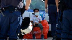 Λέσβος: 700 πρόσφυγες μεταφέρονται από το Καρά Τεπέ σε