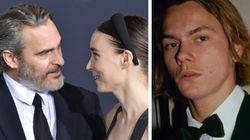 Primo figlio per Joaquin Phoenix e Rooney Mara (e il nome è un omaggio al fratello