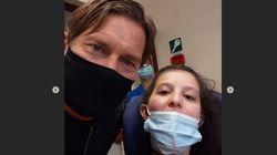 Il selfie di Ilenia al risveglio dal coma è dedicato a