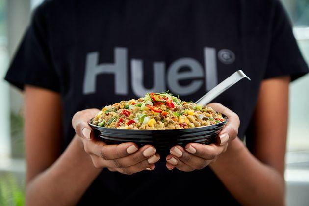 Huel's Thai green curry