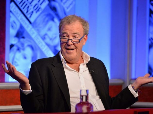 Jeremy Clarkson has hosted Have I Got News For You on a number of occasions