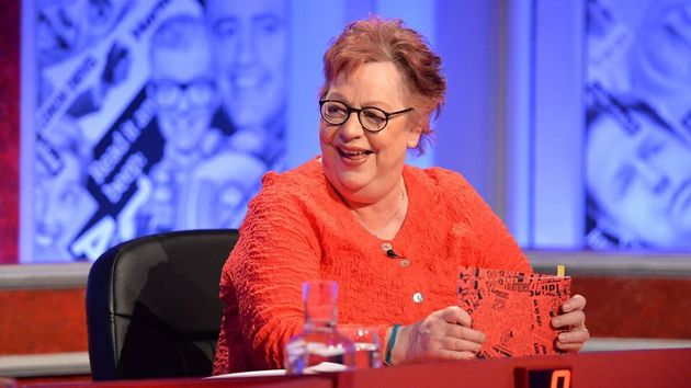 Jo Brand has been a HIGNFY regular
