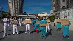 Convocan una huelga indefinida de Enfermería desde el 7 de octubre en