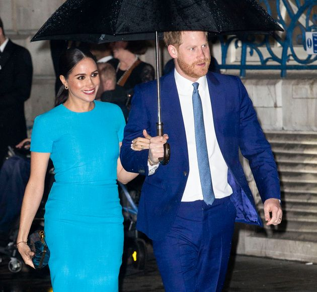 Prince Harry And Meghan Markle Set The Record Straight Over Reality Show Reports