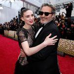 Joaquin Phoenix et Rooney Mara ont choisi un prénom très symbolique pour leur premier