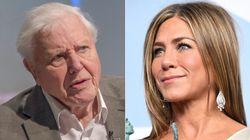 El científico David Attenborough supera el récord de Jennifer Aniston en Instagram por 31